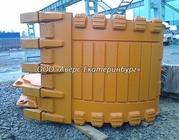 Doosan 420 сверхскальный ковш объем 2, 15 м3 в наличии