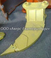 Hyundai R-300 клык рыхлитель R-210 зуб рыхлитель в наличии