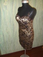 Продается вечернее платье ручной работы
